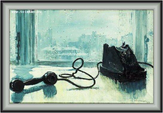 Ожидание на телефоне