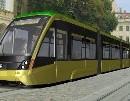 Современные трамваи от отечественного «ЛАЗ»