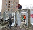 Киевляне заплатили за демонтаж киосков и ларьков