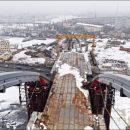 На достройку Подольского моста следует выделить еще 7 миллиардов гривен