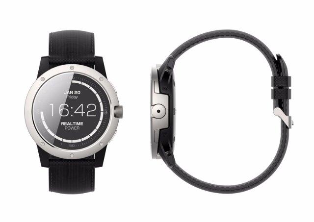 Matrix PowerWatch — смарт-часы, которые заряжаются от тела владельца