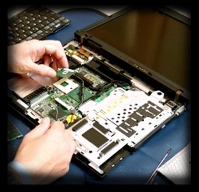 Проблемы ноутбука решит компьютерный сервис!