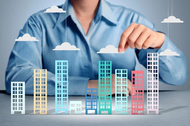 Большая база данных о рынке недвижимости Украины
