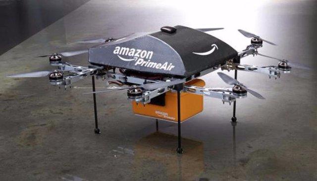 Кембриджские испытания для беспилотных летательных аппаратов доставки Amazon