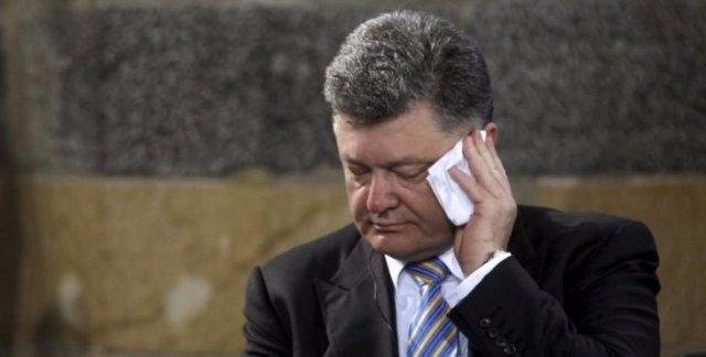 Украинские националисты пошли на Порошенко?