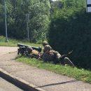 НАТО на границе Польши и Литвы отрабатывает «российское вторжение»