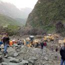 Оползень в Китае: пять человек погибли, 120 пропали без вести