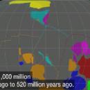 Учёные показали всю историю Земли за одну минуту