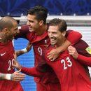 Португалия стала бронзовым призером Кубка конфедераций