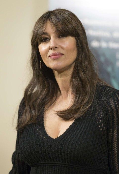 Моника Беллуччи показала свою красоту в 52 года
