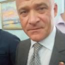 Мэр Одессы Труханов выбил камеру у журналиста в ответ на неудобный вопрос