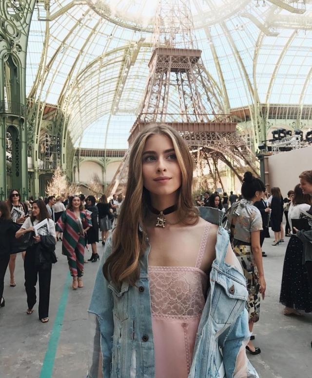 16-летняя внучка Ротару произвела фурор своим внешним видом