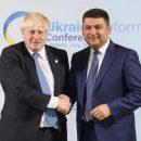 Великобритания подтвердила военную помощь Украине