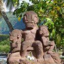 Статуи на острове Нуку-Хива подтверждают существование пришельцев
