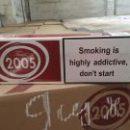 Украина заняла первое место по контрабанде сигарет в ЕС