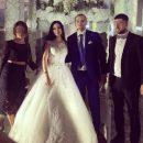 Для молодых пели Басков и Кобзон: В России судья устроила дочери свадьбу за $2 млн