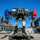 В США показали огромного боевого робота Eagle Prime