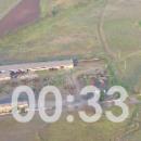 Появились кадры уничтожения зенитной установки на Донбассе