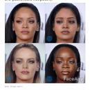 FaceApp представил функцию по смене расы: в сети шутят над фото знаменитостей