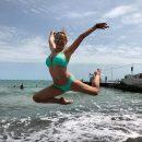 Лилия Ребрик похвалилась фигурой в бикини