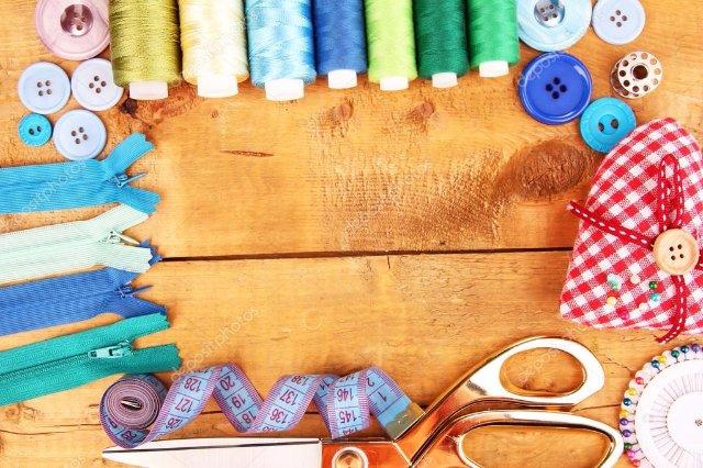 Швейная фурнитура в ассортименте и качестве
