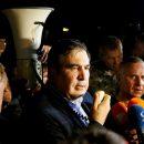 Саакашвили заявил, что его украинский паспорт украли на границе