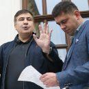 Саакашвили в Украине незаконно, но задержать нельзя — МВД