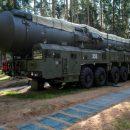 РФ запустила межконтинентальную баллистическую ракету