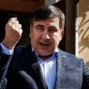 Прорыв Саакашвили через границу высмеяли песней