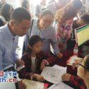 В Китае 10-летняя девочка-вундеркинд удивила своими способностями
