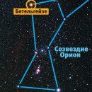 Получено изображение звезды, способной нас погубить