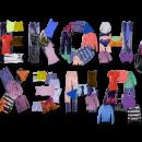 Покупка одежды в секонд-хэнде оптом для перепродажи
