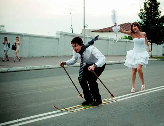 «Это свадьба, детка»: свежая подборка курьезных фотографий