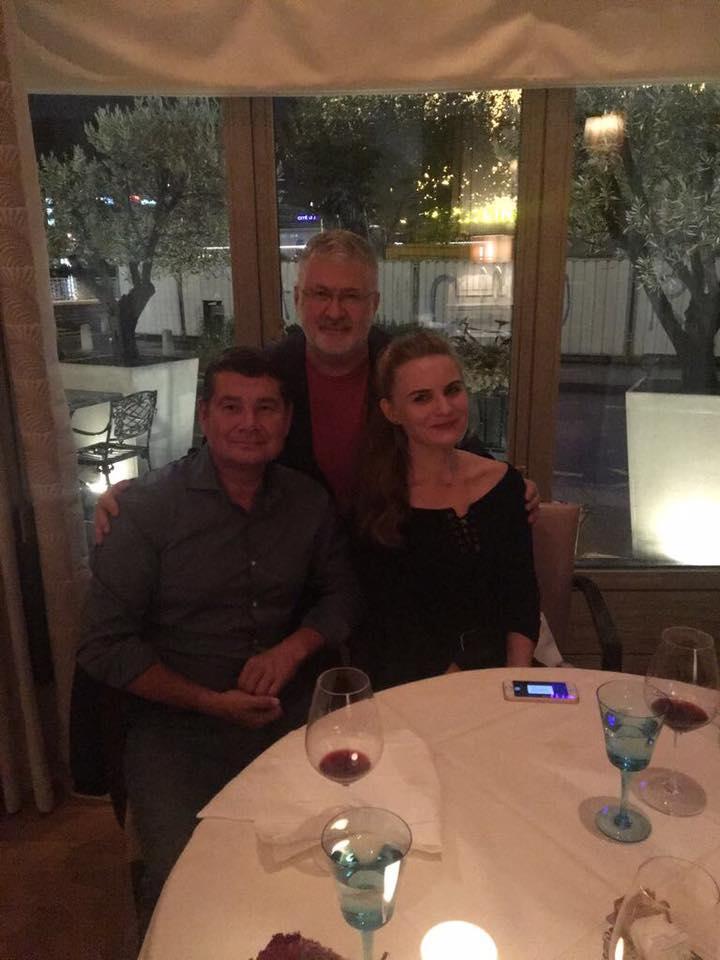 Коломойского не узнать: опубликовано фото встречи с Онищенко
