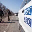 ОБСЕ: Военные ВСУ подстрелили мужчину, который переходил мост в Счастье