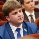 Появились кадры, как экс-депутата Лесика силой выводили из зала заседаний