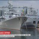 Новые украинские боевые катера испытали тактику волчьей стаи