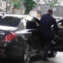 В Киеве у народного депутата угнали автомобиль с оружием
