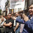 Протест глазами украинского телезрителя: трэш, фарш, фарс и фальш