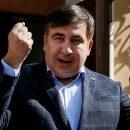 Саакашвили призвал не разбирать палатки под Радой: «Пока не вынесем козла конкретного»