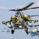 Россия показала новые боевые вертолеты (видео)