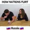 «Пока все любят, россияне пьют»: сеть взорвало любовное видео со всего мира