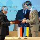 Украина и Польша подписали транспортный меморандум