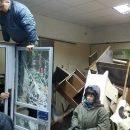 Суд над Коханивским – Беркут устроил разгон сторонников лидера ОУН (видео)