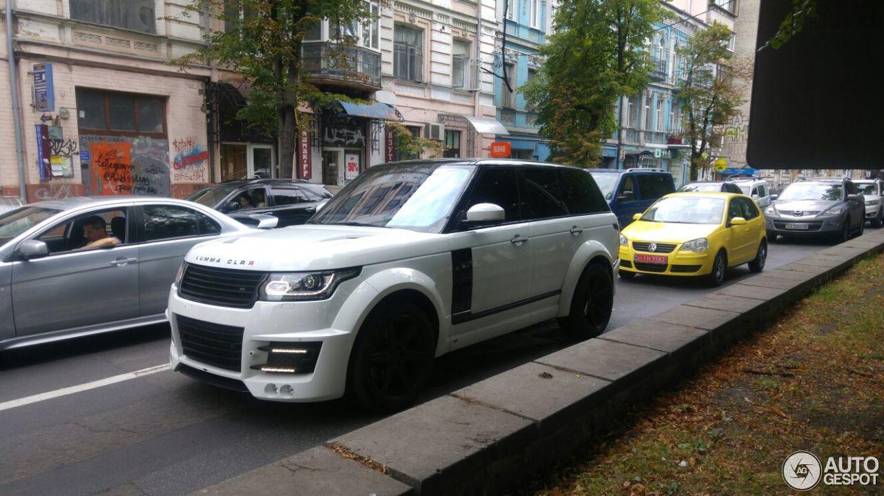 Украинец купил сказочно дорогой Range Rover Lumma