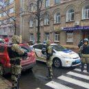 Обыск у сына Авакова: К зданию начала прибывать полиция