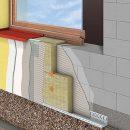 Утепление фасадов  - экономия тепла
