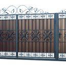 Автоматизированные ворота для вашего двора