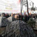 У Авакова сообщили, сколько потратили на охрану митинга под Радой