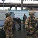 В Киеве задержан переодетый в украинского спецназовца россиянин с гранатами